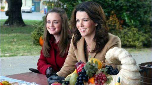 Gilmore Thanksgiving