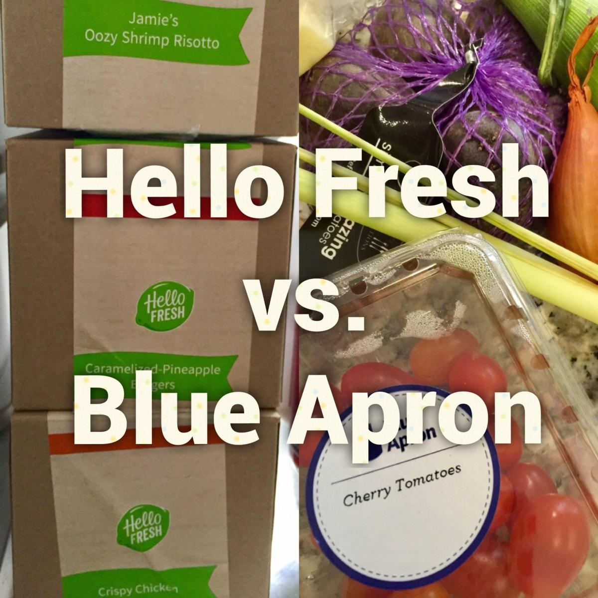 Blue apron vs hello fresh - Blue Apron Vs Hello Fresh 66